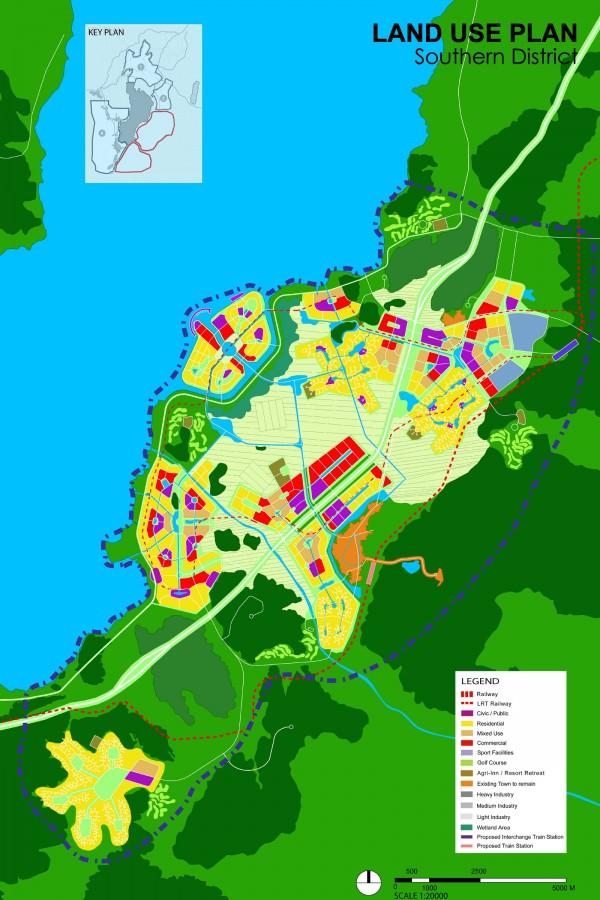 Modern KunmingSOUTHERN_LANDUSE_Plan