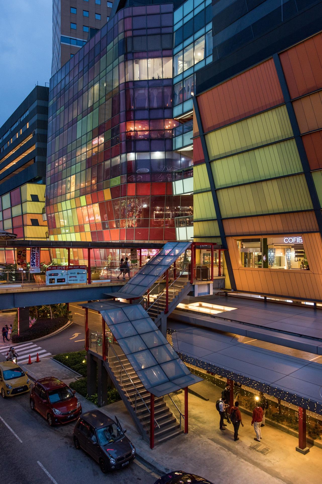SUNWAY PUTRA MALL - SAA Group Architects
